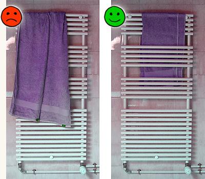 Radiatoren m ssen freistehen energie - Radiator badezimmer ...