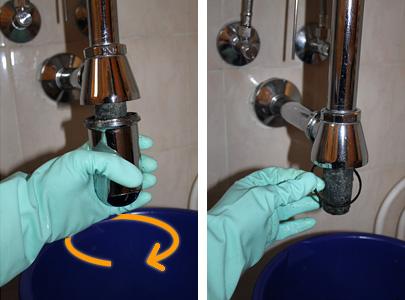 waschbecken und badewanne ohne chemie entstopfen energie. Black Bedroom Furniture Sets. Home Design Ideas