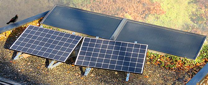 plug play solarinstallation jetzt kann man. Black Bedroom Furniture Sets. Home Design Ideas